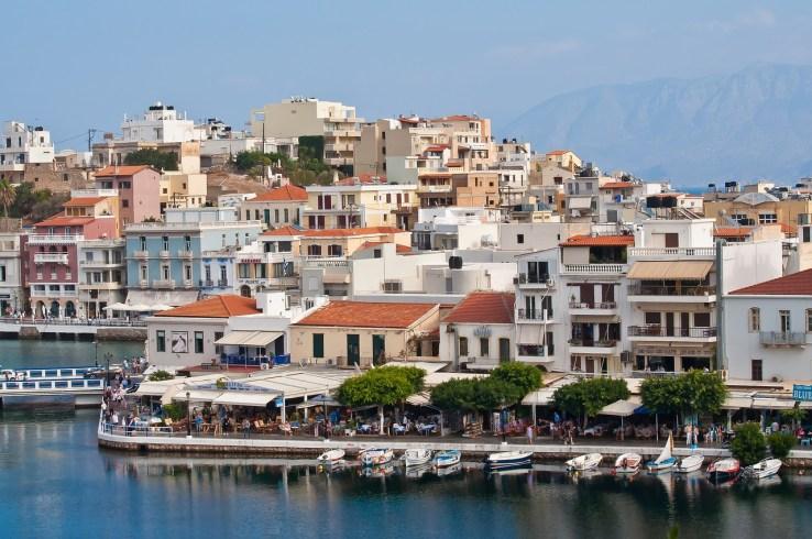 greece, crete, agios nikolaus