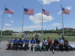 Visiting the National Mall with other CVAs