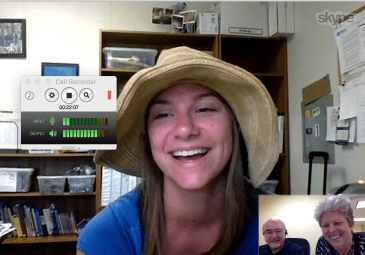 Recording on Skype: Jessi Drummond for Episode #8
