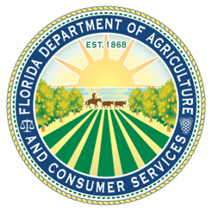 Seal of Florida Department of Agriculture and Consumer Services