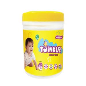 Baby Wipes Jar