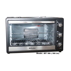 100 LTR Electric Oven