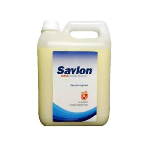 Savlon Hand Wash Active 5 Ltr