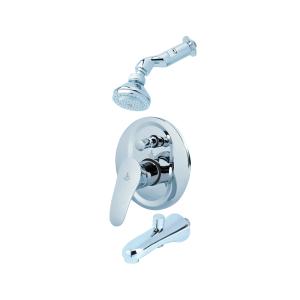 Single Lever Conceal Shower Mixer Set