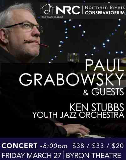 Paul Grabowsky & Guests 2015 crop