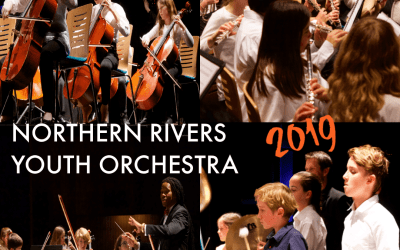 Northern Rivers Youth Orchestra 2019