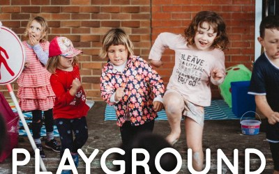 Playground Festival – a free, interactive festival for kids and families