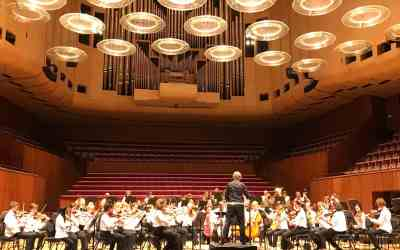 Our students to share the stage with the Australian World Orchestra