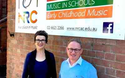 MUCH NEEDED LIFT FOR THE NORTHERN RIVERS CONSERVATORIUM