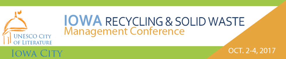 Iowa Recycling and Solid Waste Management Conference and Trade Show
