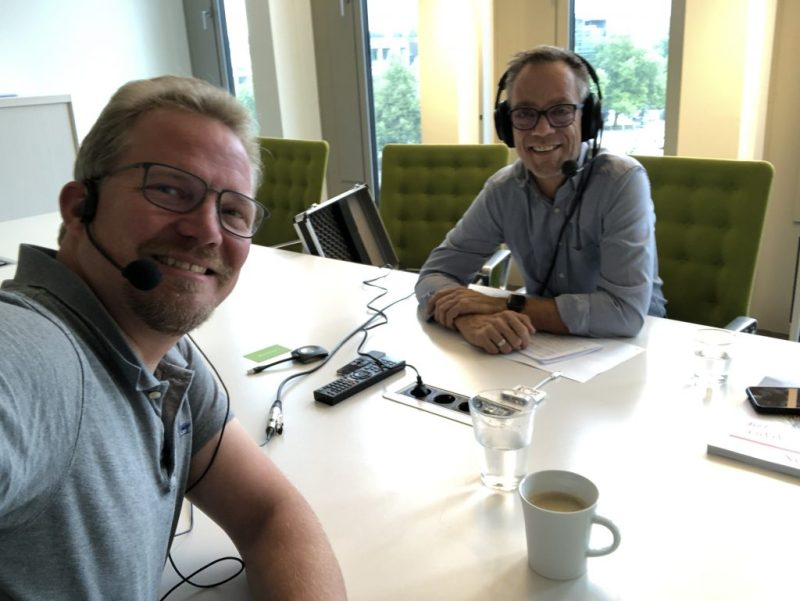 #NRcast 02 mit Thilo Haas und Carsten Meiners