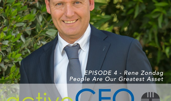 Rene Zondag People Are Our Greatest Assets