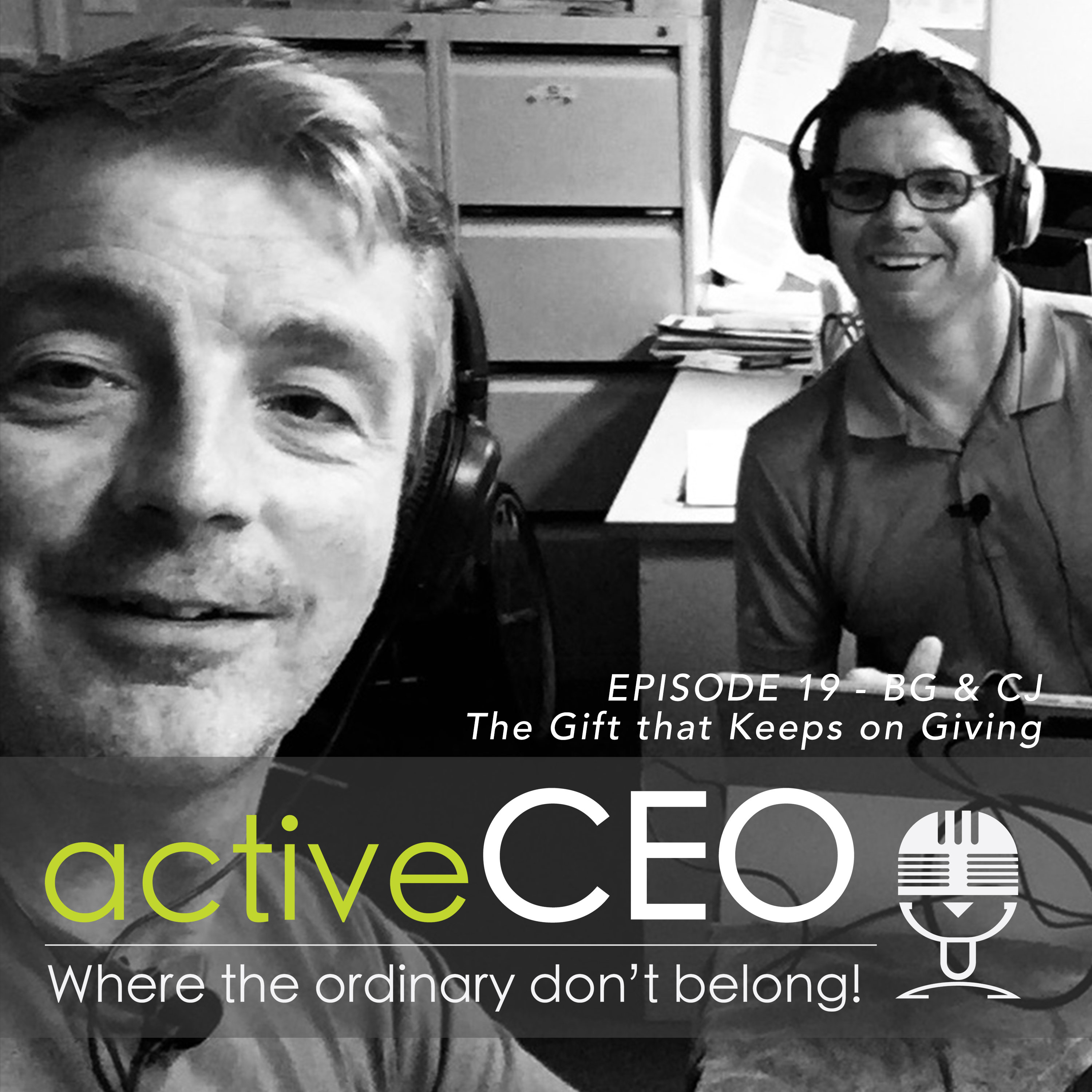 active CEO Christmas Wrap (NRG2Perform) – The Gift That Keeps on Giving