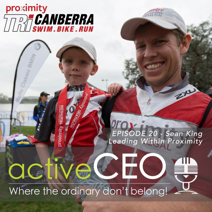 active CEO 20 Sean King Leading Within Proximity 2