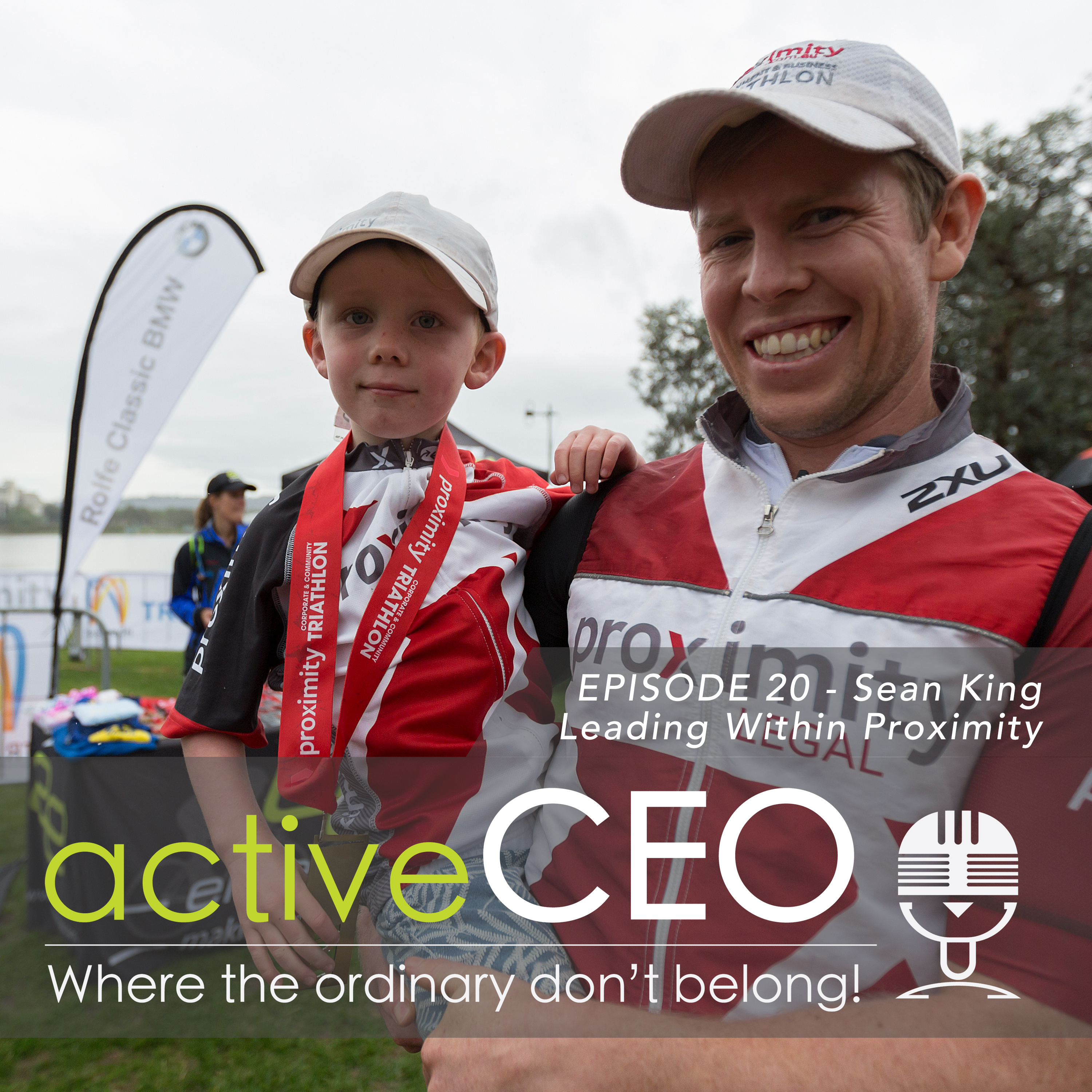 Sean King (Proximity) – Leading Within Proximity