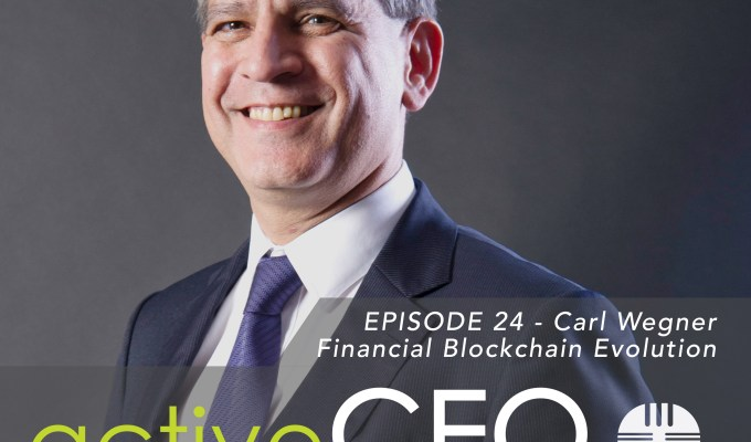 #24 Carl Wegner Financial Blockchain Evolution