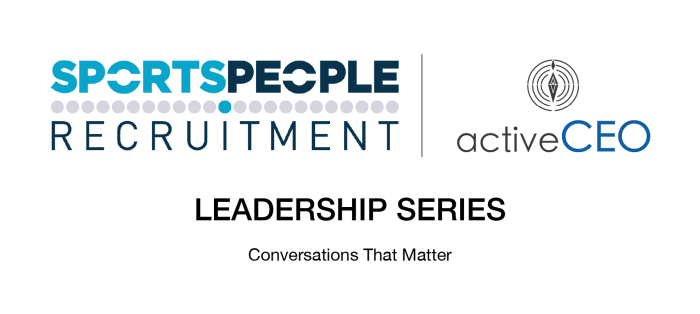 Sportspeople Recruitment active CEO Podcast