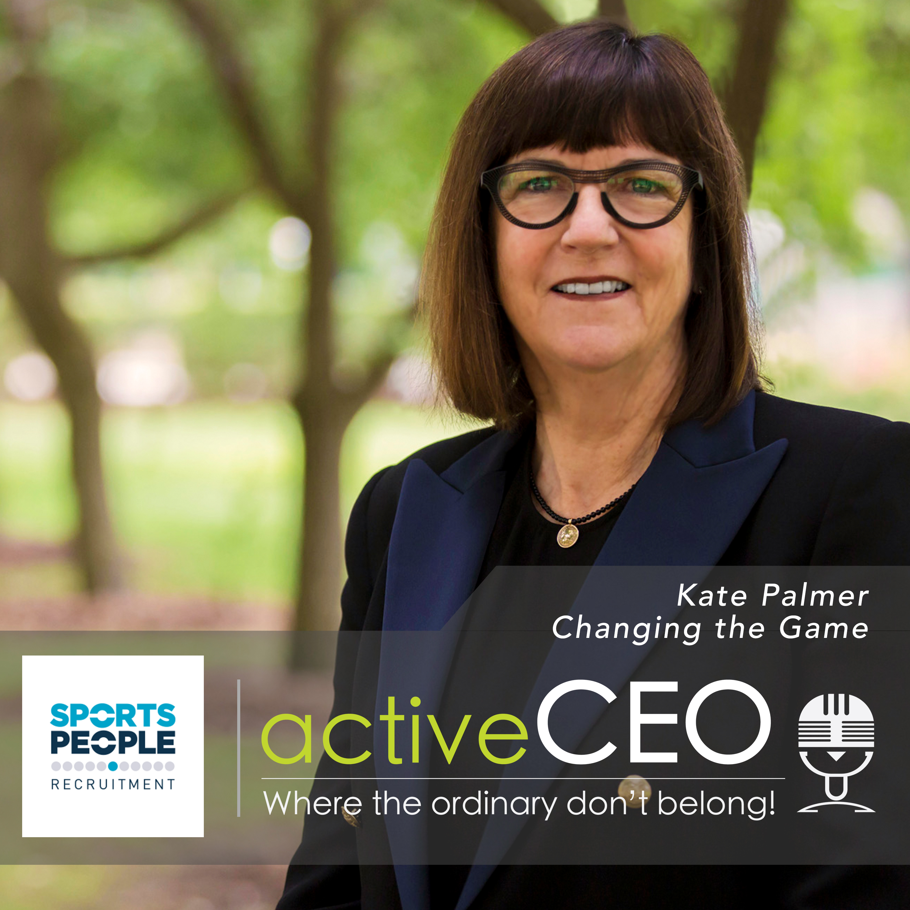 active CEO Podcast Kate Palmer (Sport Australia) – Changing the Game