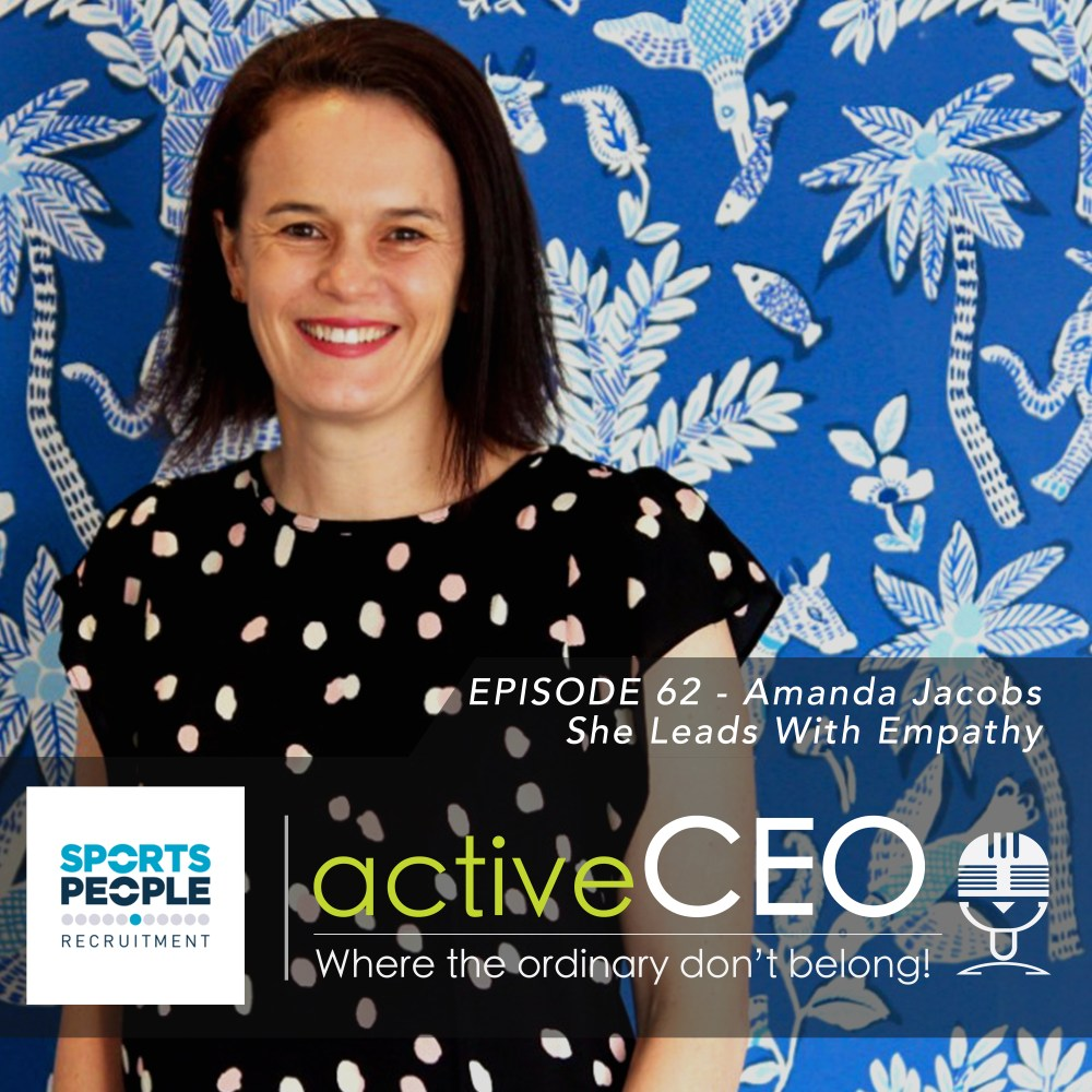 Amanda Jacobs She Leads With Empathy