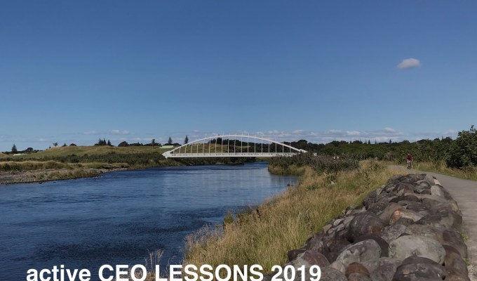 active CEO Lessons 2019