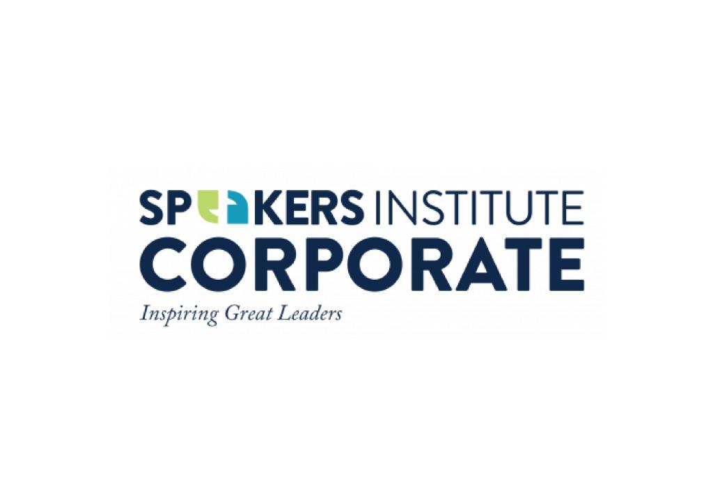 Speakers Institute Corporate Communication Wellbeing Leadership