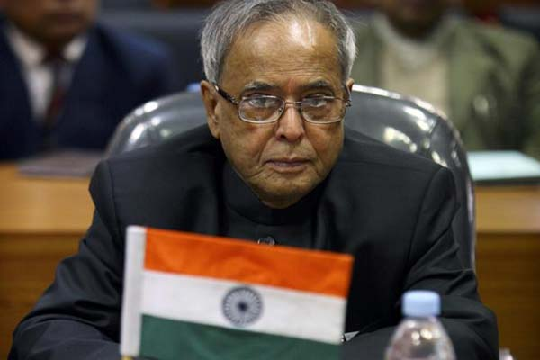 May love win over forces trying to divide us: President Mukherjee