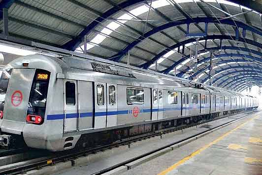Man caring firearm and shooting self at metro station; not our fault, says CISF
