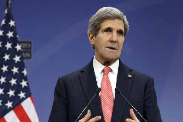 John Kerry to visit Egypt's Sisi