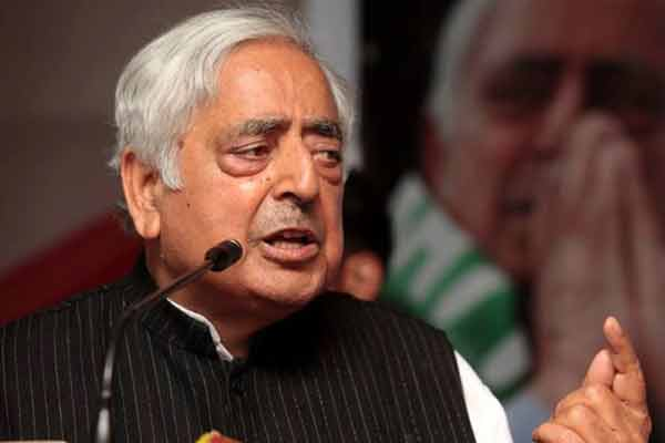 Mufti Mohammad Sayeed, CM of Jammu And Kashmir, dies at 79
