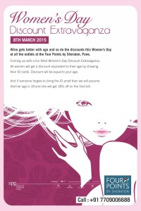 Womens-Day-at-Four-Points-by-Sheraton-Pune