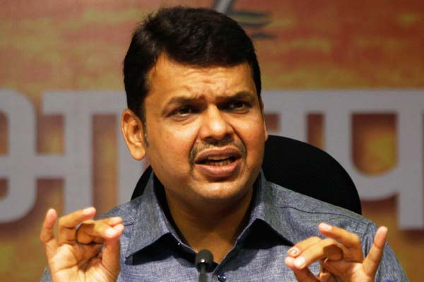 Fadnavis on book controversy: Sena's protest brought disrepute to state