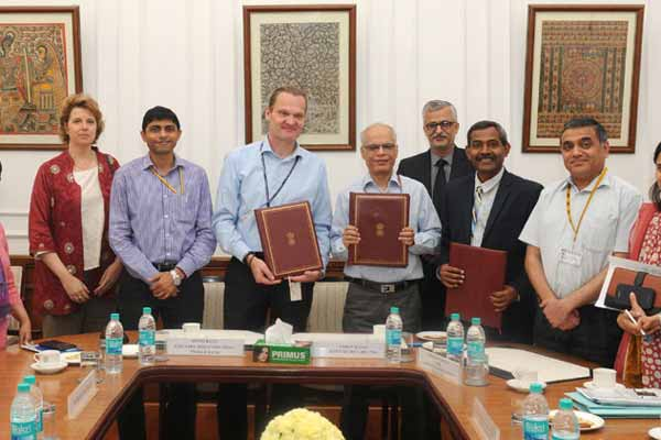 India and World Bank sign agreement for $ 43 mn for partial risk sharing facility
