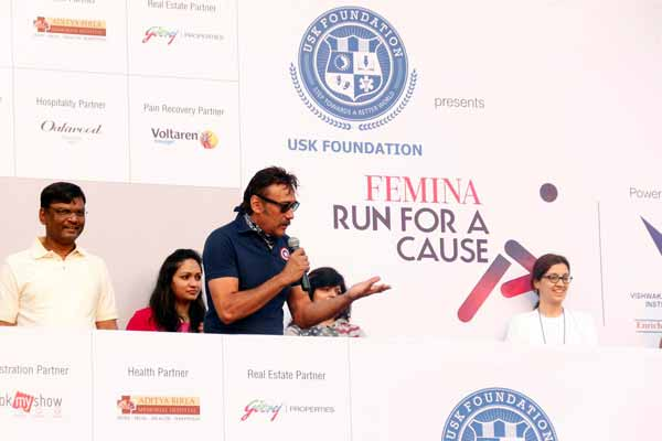 """Pune pledges for a safer city with Femina """"Run for a Cause"""" Marathon"""
