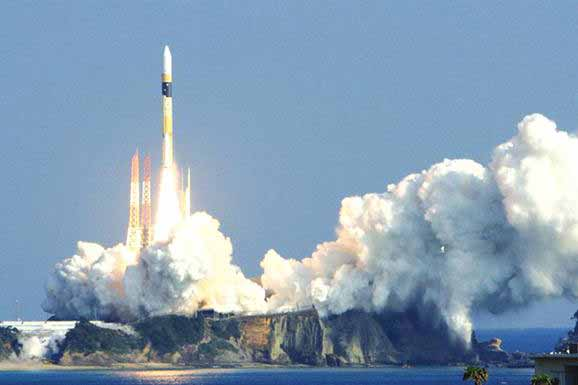 Japan launches information-gathering optical spy satellite