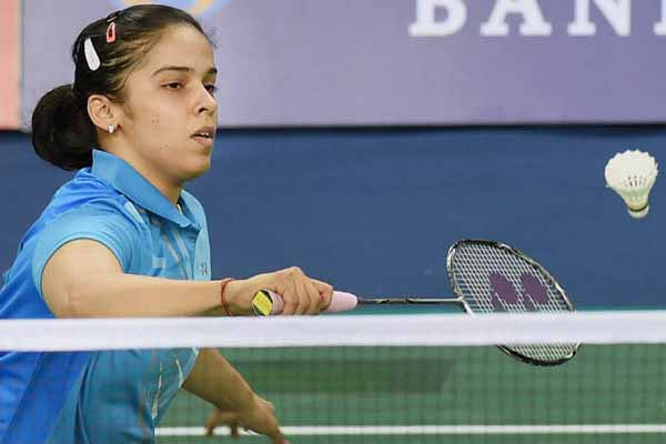Financial Assistance from NSDF to Saina Nehwal for an Exclusive Full Time Physiotherapist