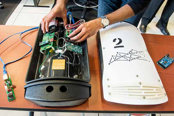 The Data Collection: New Sensor Array changes the game