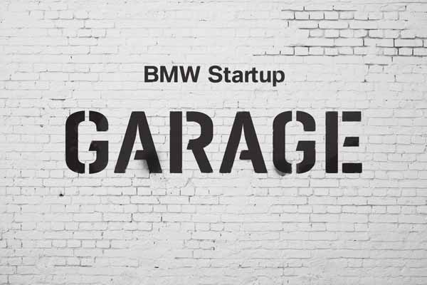 BMW Group reaches out to innovative startups
