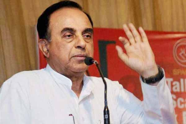 Decision has been taken by Modi government to grievously hurt Pakistan, confirms Subramanian Swamy