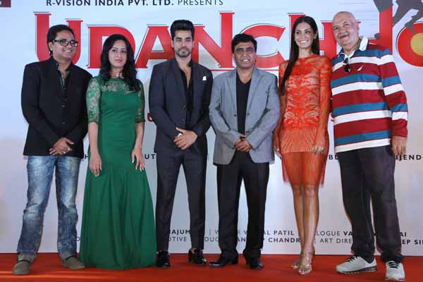 """Gautam Gulati to debut in R-Vision's movie """"Udanchhoo"""" to be directed by Vipin Parashar"""