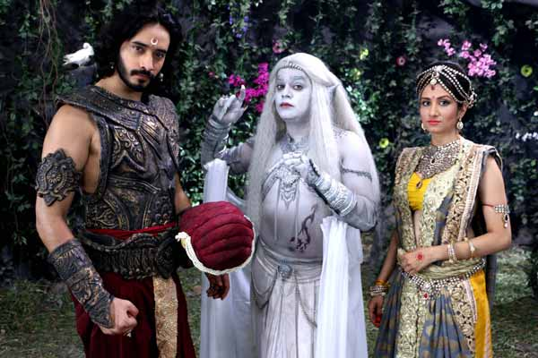 Betaal and Singhasan Battisi started on Sab Sony channel