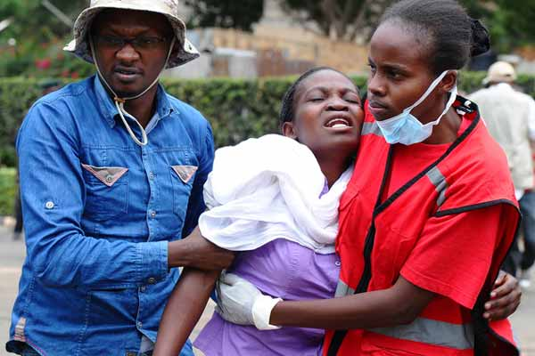 Kenya university massacre: Victims lined up and shot as they phoned parents