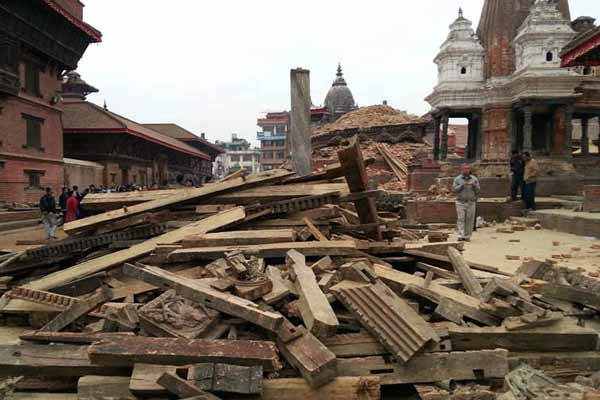 UK humanitarian aid released for Nepal earthquake victims