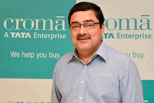 Avijit Mitra appointed as CEO of Infiniti Retail Ltd, Croma