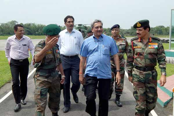 Stories on 1965 War Should be Included in School Curriculum: Parrikar