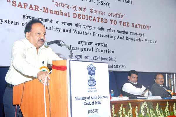 Dr Harsh Vardhan Pledges Acceleration of Science &Technology Research for Public Health