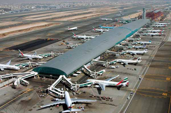 Dubai International records highest ever monthly traffic with 7.2 million passengers
