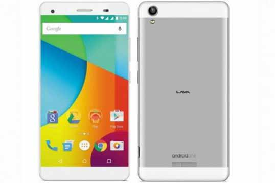 Lava launches Pixel V1, its first Android One smartphone in collaboration with Google