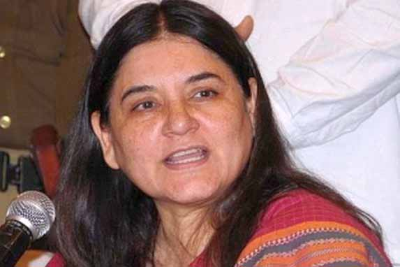Maneka Sanjay Gandhi launches e-Office in the Ministry of Women & Child Development