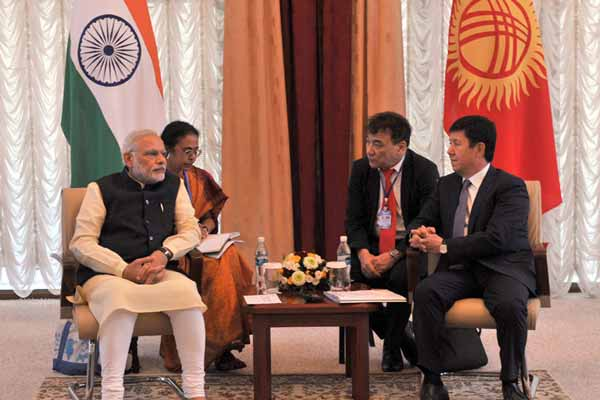List of agreements signed during Prime Minister's visit to the Kyrgyz Republic
