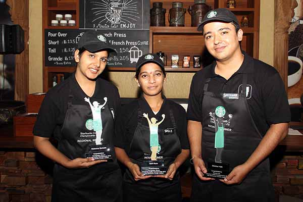 Tata Starbucks hosts first Coffee Championship in India